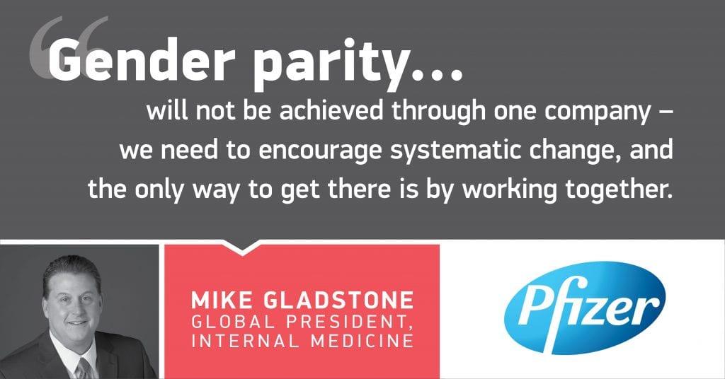 Pfizer Member Spotlight: Mike Gladstone