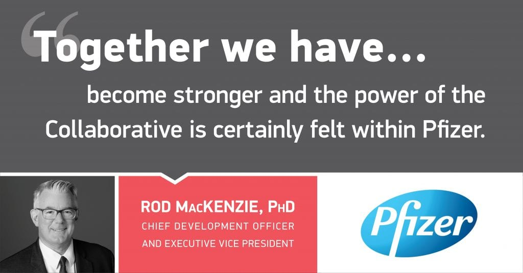 Pfizer Member Spotlight: Rod MacKenzie